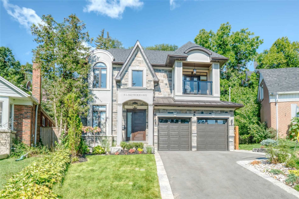 8 Lakewood Ave, Toronto