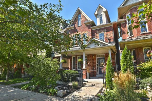 27 Drummondville Lane, Toronto