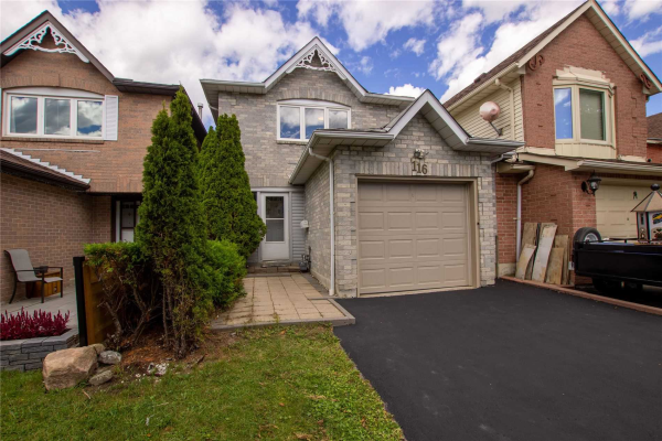 116 Ducatel Cres, Ajax
