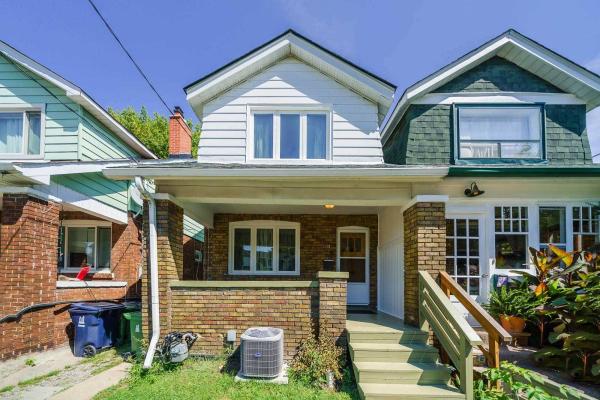 125 Glebemount Ave, Toronto