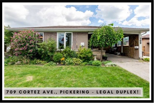 709 Cortez Ave, Pickering