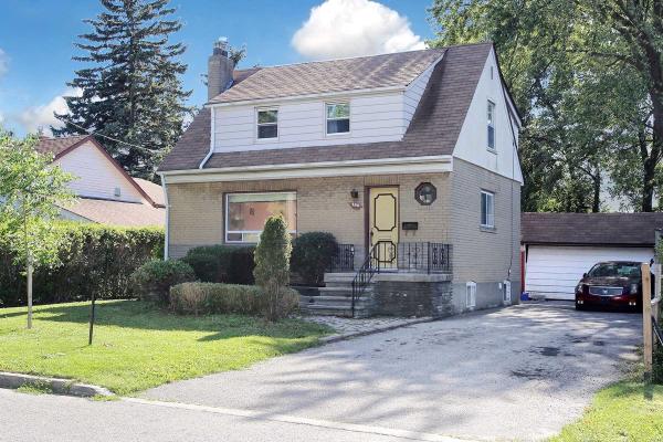 160 Harewood Ave Ave, Toronto