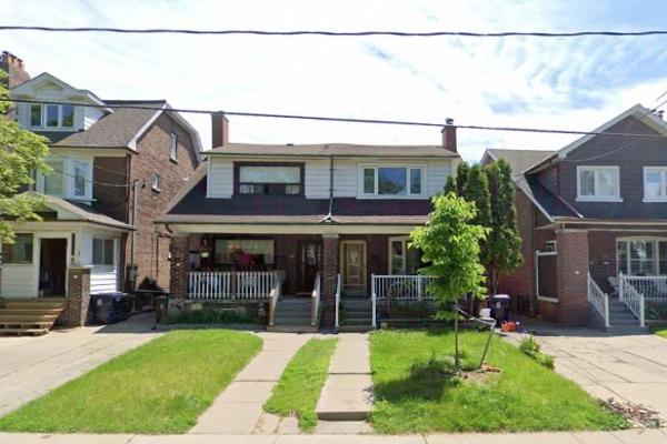 245 Strathmore Blvd, Toronto