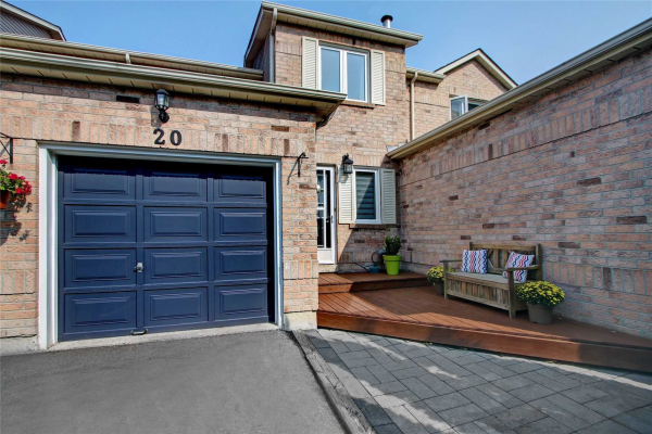 20 Gates Cres, Ajax