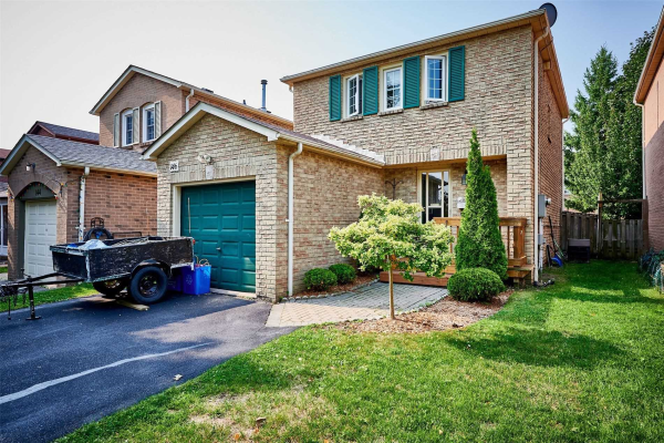 146 Delaney Dr, Ajax