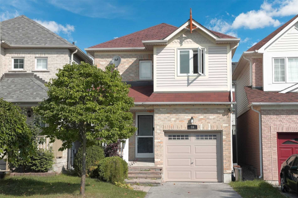 16 Cottingham Cres, Oshawa