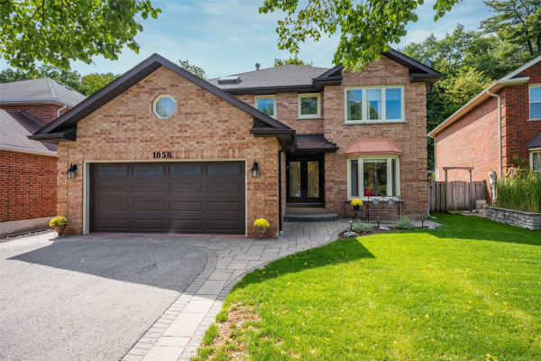 1058 Rouge Valley Dr, Pickering