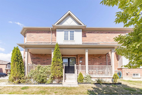 46 Beer Cres, Ajax