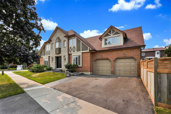 1504 Huntsmill Dr, Pickering