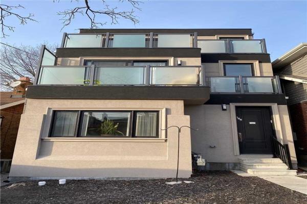 542 Strathmore Blvd, Toronto