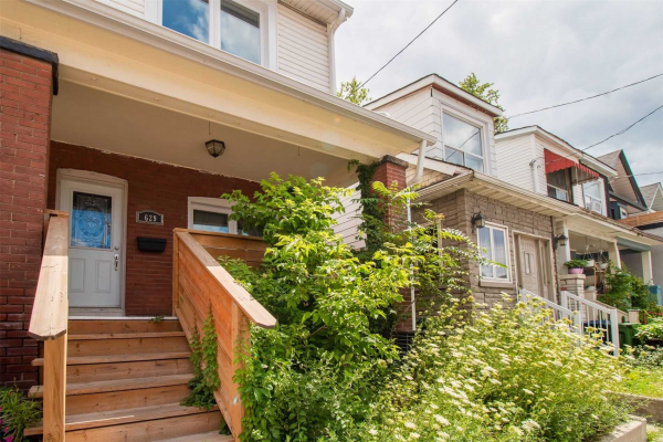 629 Greenwood Ave, Toronto