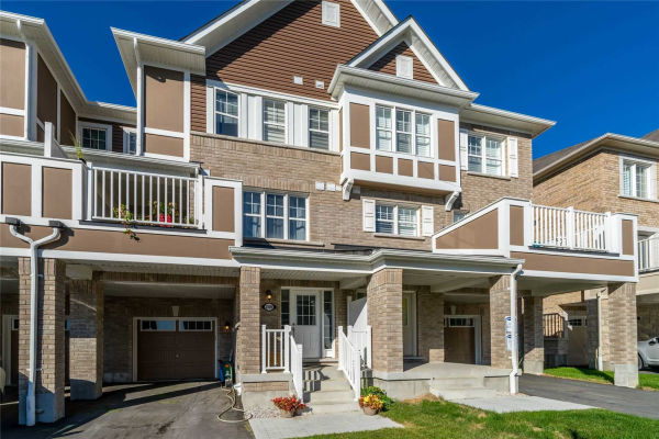 2505 Fall Harvest Cres, Pickering