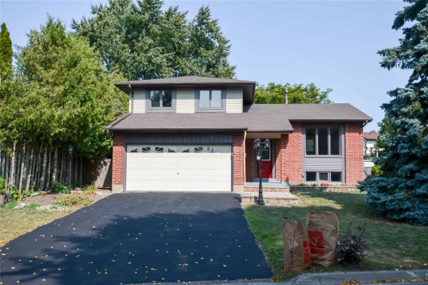 42 Anstead Cres, Ajax