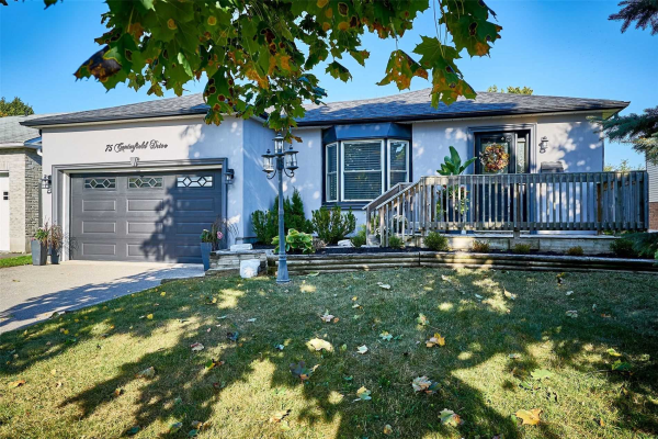 75 Centerfield Dr, Clarington