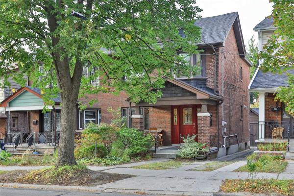 436 Strathmore Blvd, Toronto