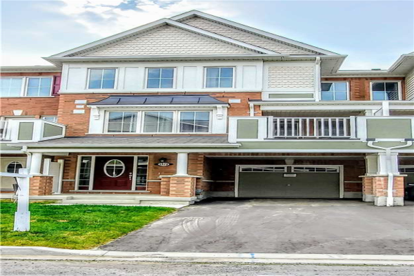 2479 Fall Harvest Cres, Pickering