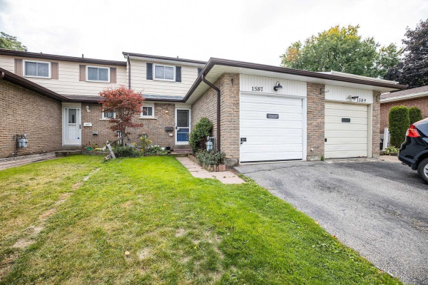1587 Jaywin Circ, Pickering