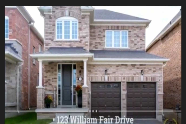 123 William Fair Dr, Clarington