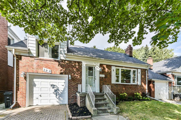 208 Parkview Hill Cres, Toronto