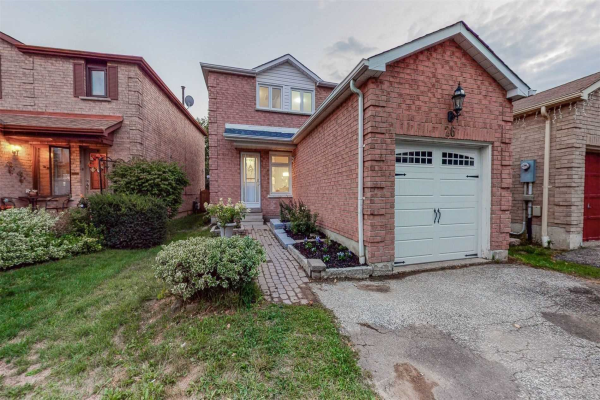 26 Large Cres, Ajax