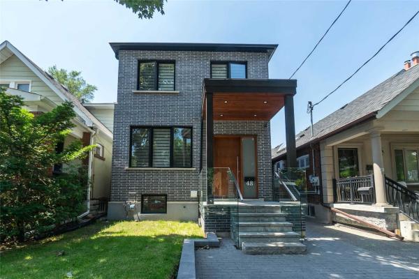 48 Pepler Ave, Toronto