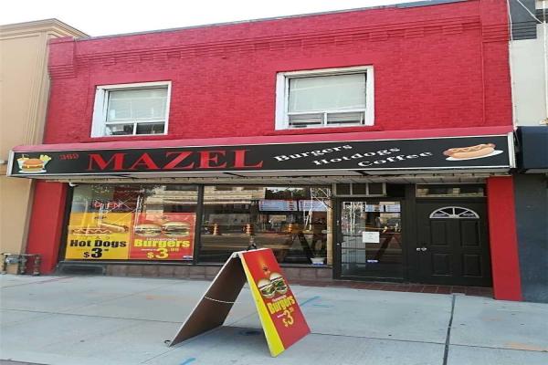 2326 Danforth Ave, Toronto
