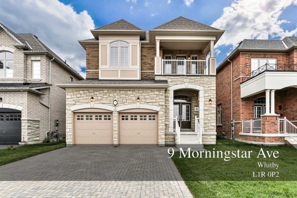 9 Morningstar Ave, Whitby