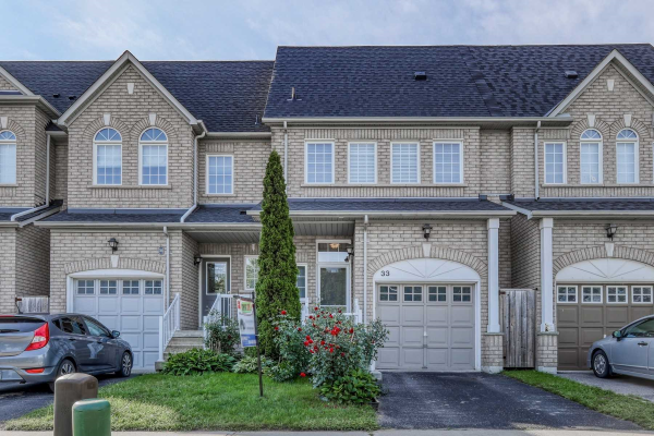 33 Stockton Crt, Whitby