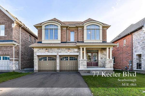 77 Keeler Blvd, Toronto