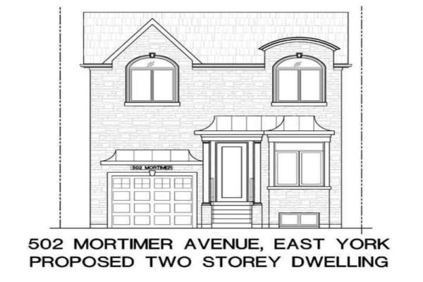 502 Mortimer Ave, Toronto