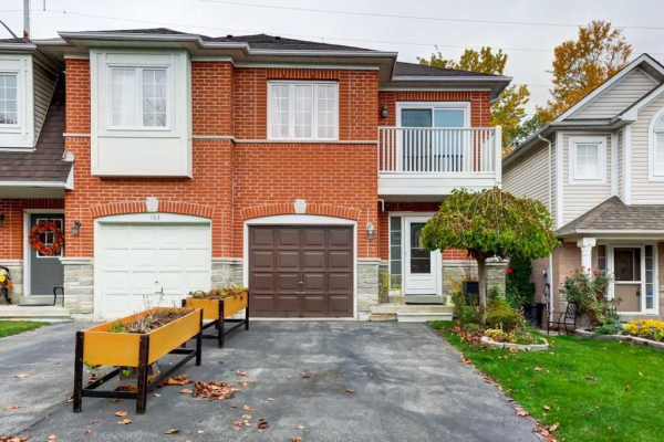 165 Rouge Forest Cres W, Pickering