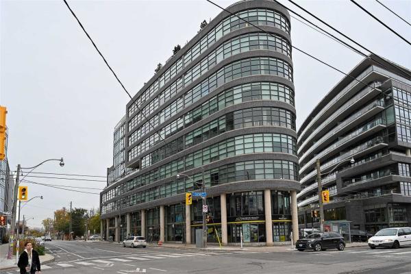 1201 Dundas St E, Toronto