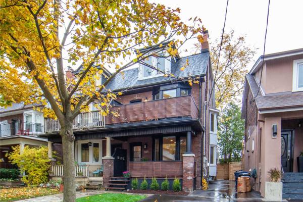 185 Strathmore Blvd, Toronto