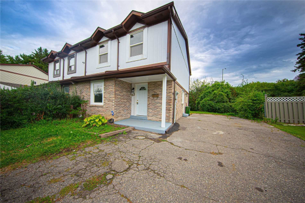 45 Horseley Hill Mn Flr Dr, Toronto