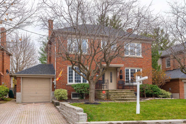 173 Glenwood Cres, Toronto