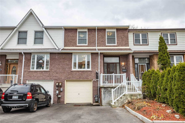 1341 Brands Crt, Pickering