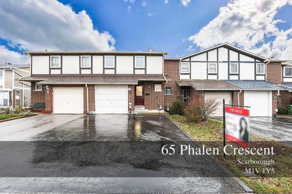 65 Phalen Cres, Toronto