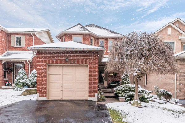 1032 Benton Cres, Pickering