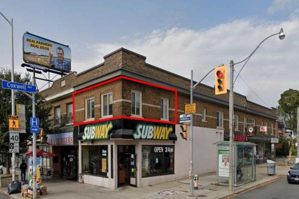 698 Coxwell Ave, Toronto