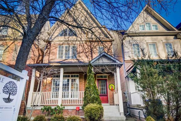 87 Sarah Ashbridge Ave, Toronto