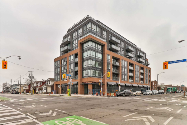 630 Greenwood Ave, Toronto
