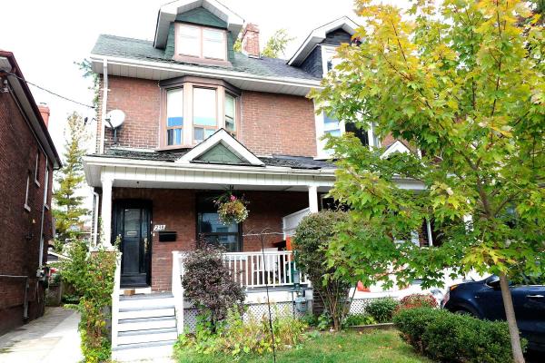 238 Strathmore Blvd, Toronto