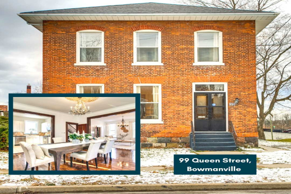 99 Queen St, Clarington