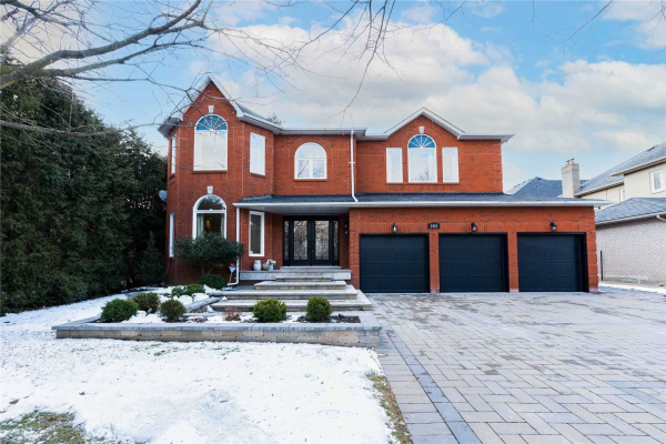 1454 Rougemount Dr, Pickering