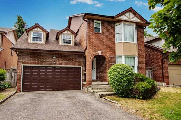 1524 Eagleview Dr, Pickering