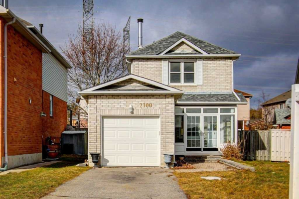 2100 Blue Ridge Cres, Pickering