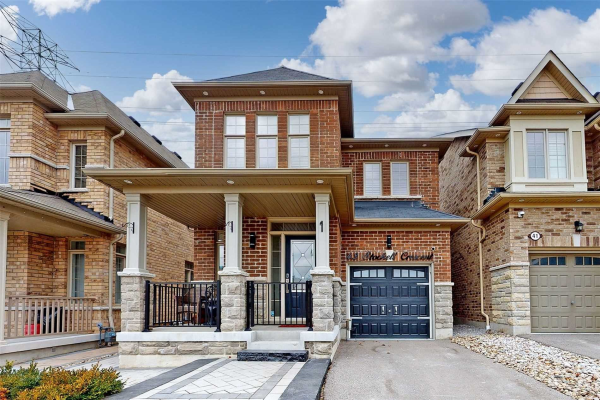 43 Stockell Cres, Ajax
