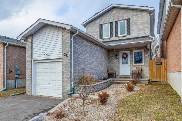26 Broadlands Cres, Clarington