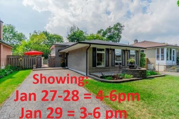 856 Reytan Blvd, Pickering