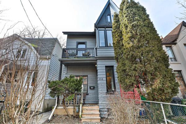 358 Logan Ave, Toronto